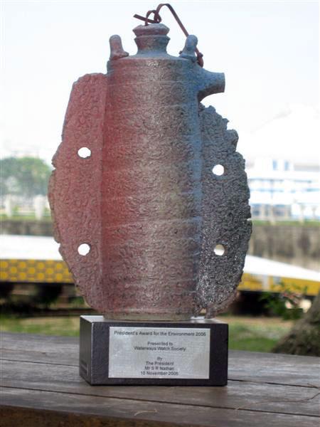 President's Award for the Environment 2006