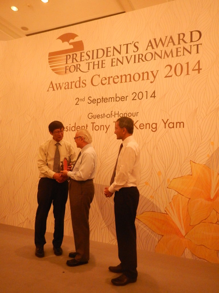 President's Award for the Environment (Individual)