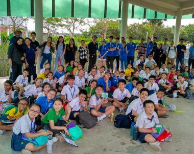 St. Hilda's Pri - Group Photo - LAH LAH