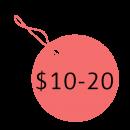 $10-20