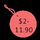 $2 - 11.90-min